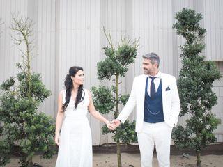 O casamento de Patrícia e António