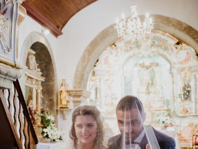 O casamento de Nuno e Andrea em Padornelos, Montalegre 24