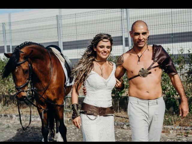 O casamento de Nuno e Rita em Estoril, Cascais 28