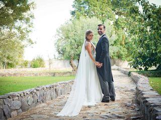 O casamento de Telma e Bruno