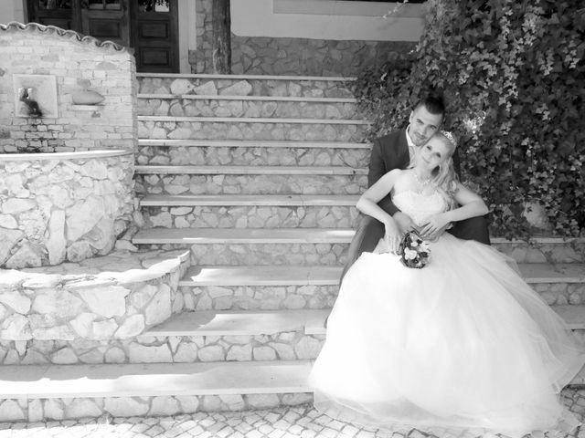 O casamento de Raquel e Filipe
