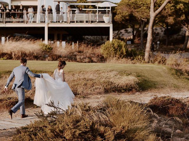 O casamento de Ana e Raoul
