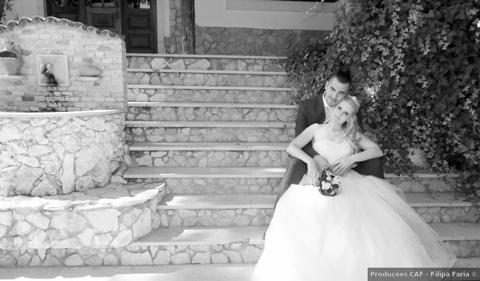O casamento de Filipe e Raquel em A dos Cunhados, Torres Vedras