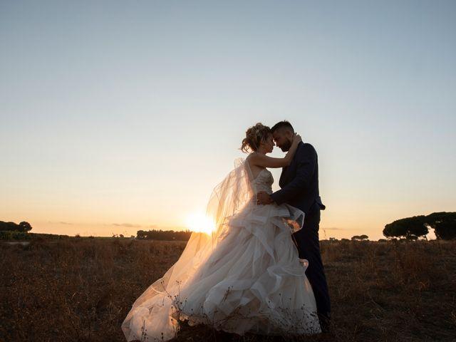 O casamento de Olivier e Andreia em Alcochete, Alcochete 1