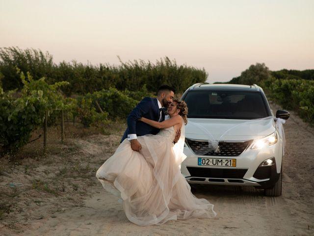 O casamento de Andreia e Olivier