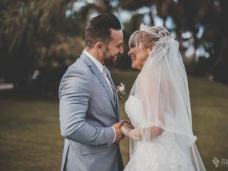 O casamento de Sanda e Mario