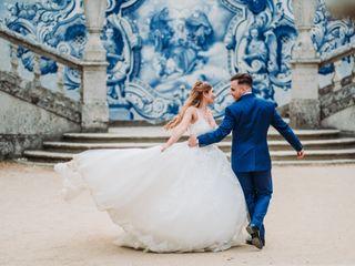 O casamento de Daniela e Noé