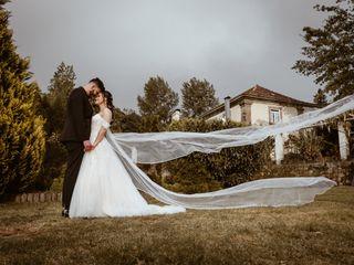 O casamento de Priscilla e Richard