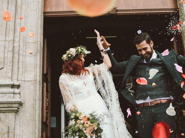 O casamento de José e Vera em Santa Maria da Feira, Santa Maria da Feira 1