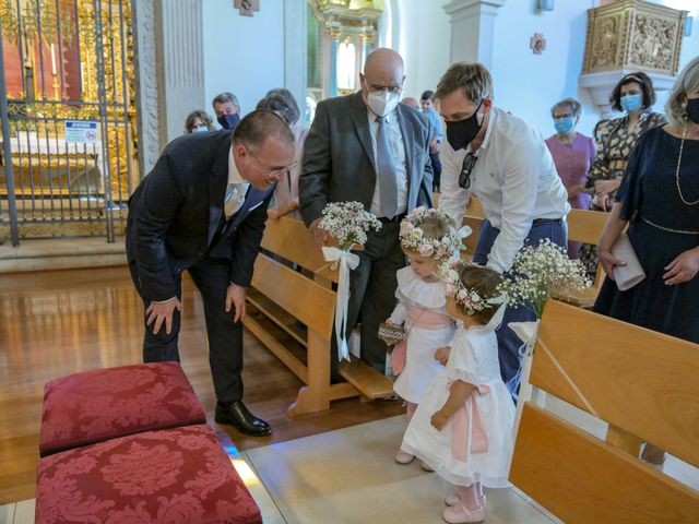 O casamento de Jorge e Catarina em Torres Novas, Torres Novas 20