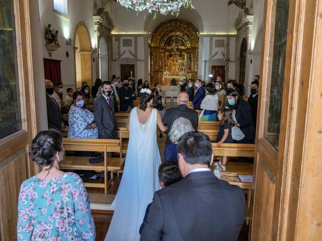 O casamento de Jorge e Catarina em Torres Novas, Torres Novas 21