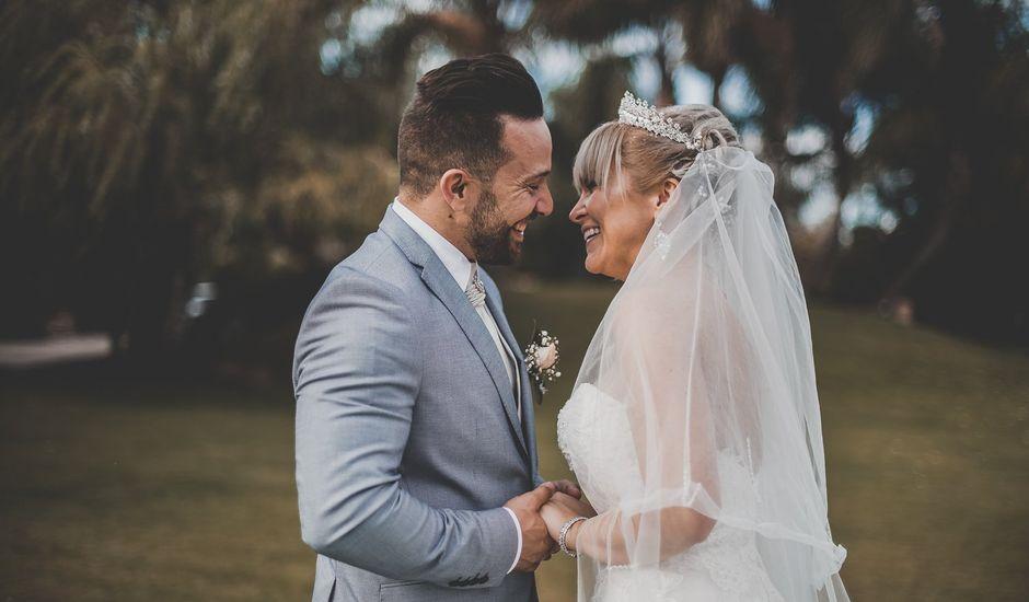 O casamento de Mario e Sanda em Pegões, Montijo
