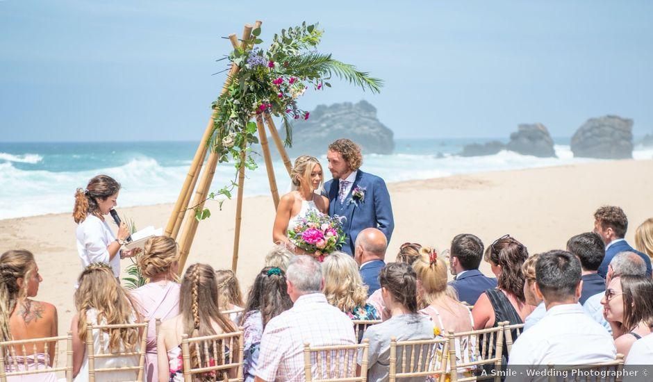 O casamento de Jonathan e Adele em Sintra, Sintra