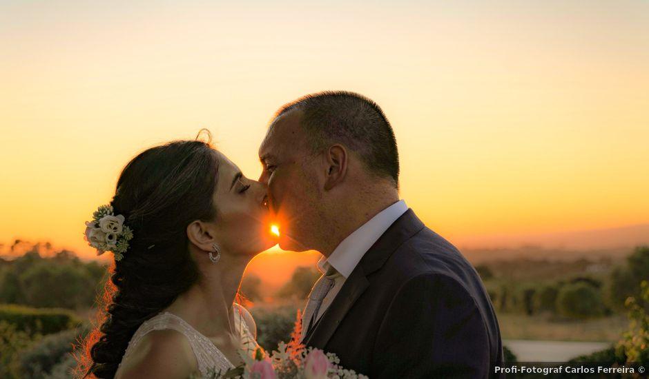O casamento de Jorge e Catarina em Torres Novas, Torres Novas