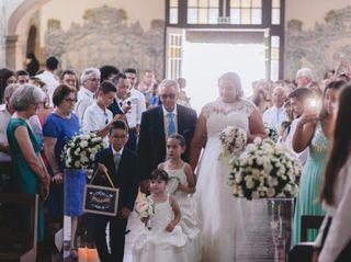 O casamento de Angela e Mickael 3
