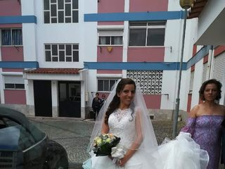 O casamento de Ana e Osvaldo 1