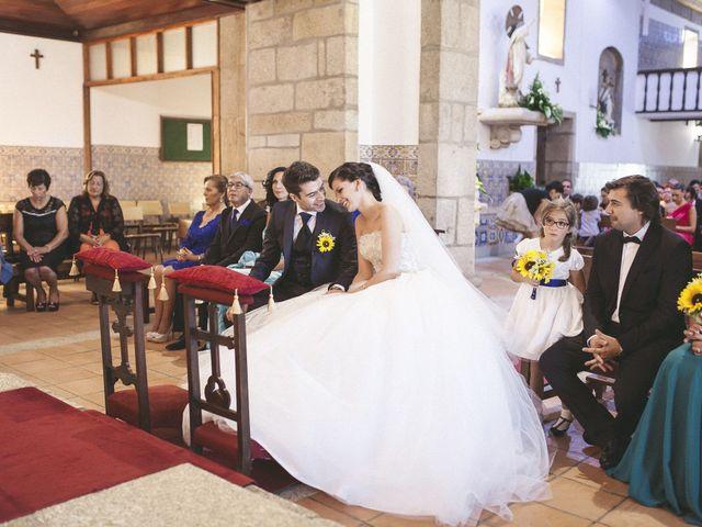O casamento de Pedro e Polina em Parada de Todeia, Paredes 9