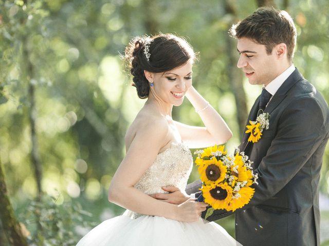 O casamento de Polina e Pedro