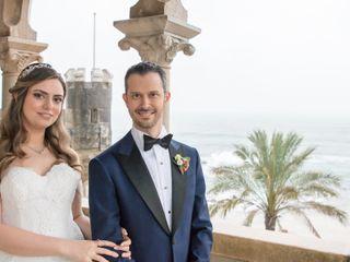 O casamento de Bahar e Kerim