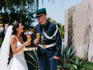 O casamento de Tatiana e Miguel 1