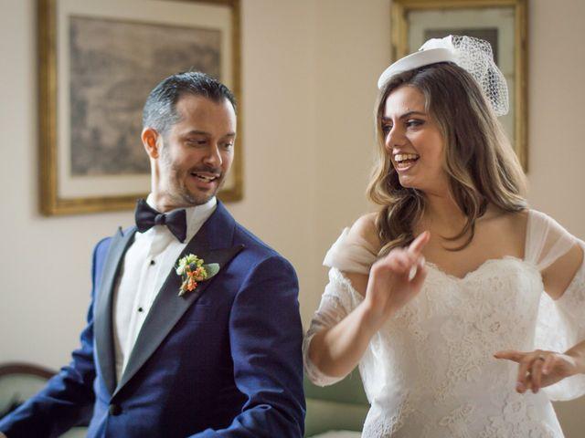 O casamento de Kerim e Bahar em Estoril, Cascais 12