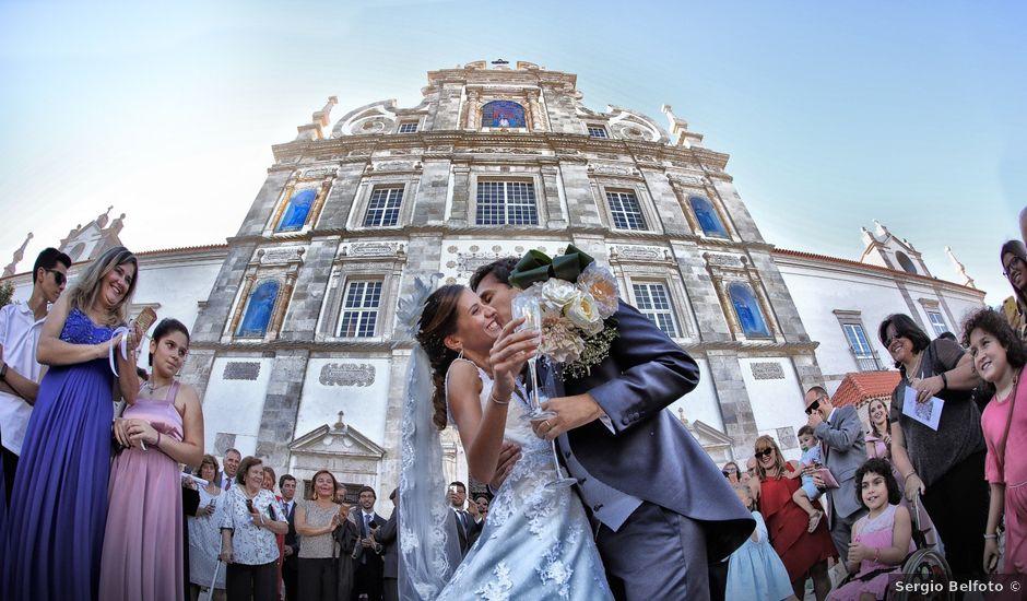 O casamento de Wilson e Joana em Santarém, Santarém (Concelho)