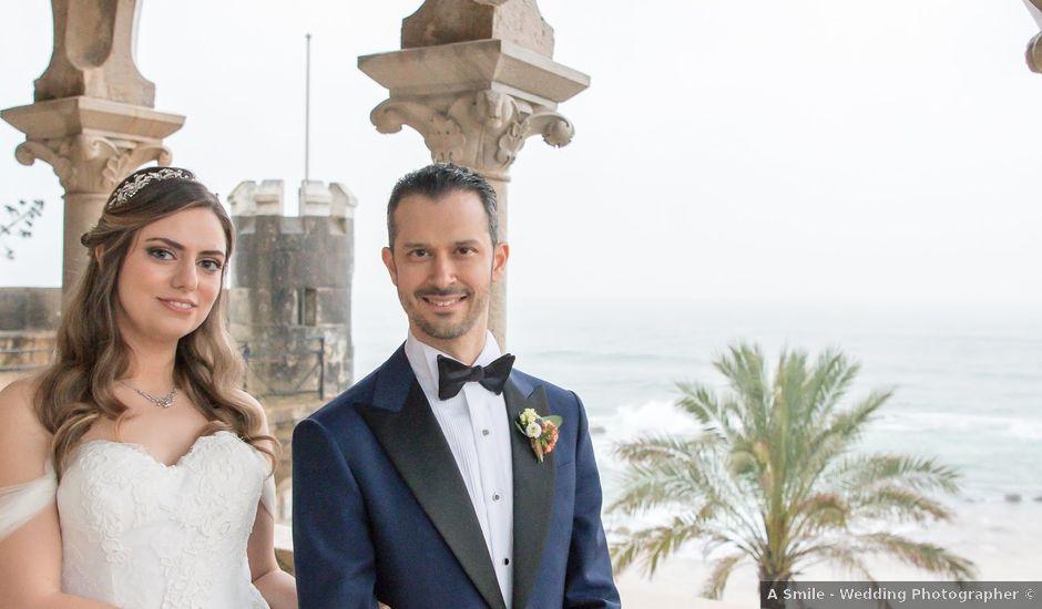 O casamento de Kerim e Bahar em Estoril, Cascais