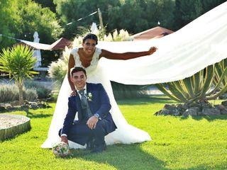 O casamento de Sofia e Gonçalo