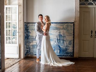 O casamento de Bruna e Carlos
