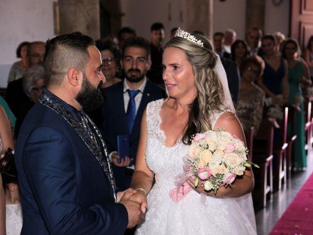 O casamento de Nuno e Ana Rita em Algoz, Silves 7
