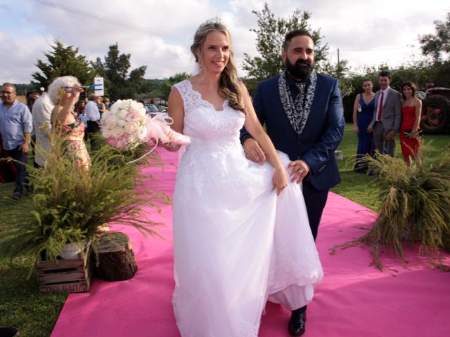 O casamento de Nuno e Ana Rita em Algoz, Silves 10