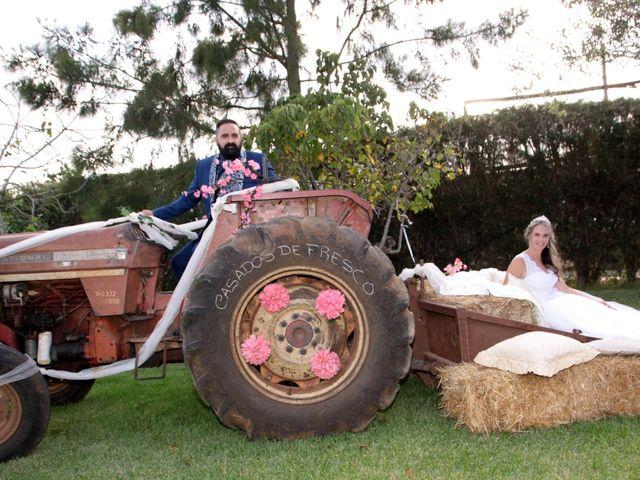 O casamento de Nuno e Ana Rita em Algoz, Silves 11