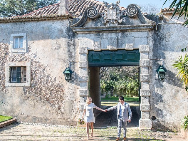 O casamento de Carlos e Bruna em Oeiras, Oeiras 15