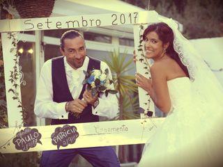 O casamento de Patricia e Paulo