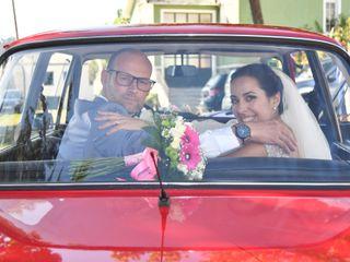 O casamento de Cristina e Dinarte