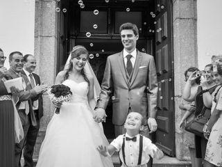 O casamento de Luísa e Rui