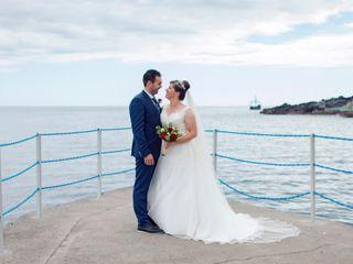 O casamento de Sílvia e Sérgio