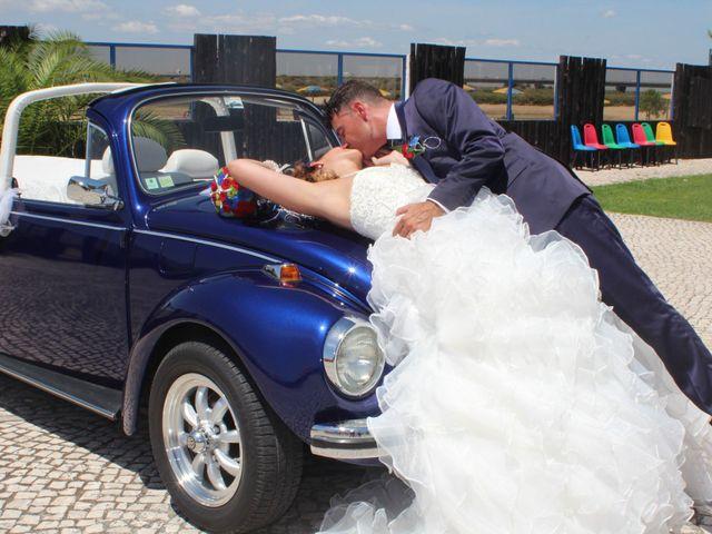 O casamento de Bruno e Silvia em Samouco, Alcochete 33