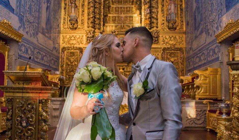 O casamento de Márcio e Sofia em Porto, Porto (Concelho)