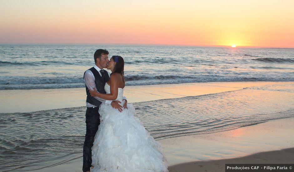 O casamento de Bruno e Silvia em Samouco, Alcochete