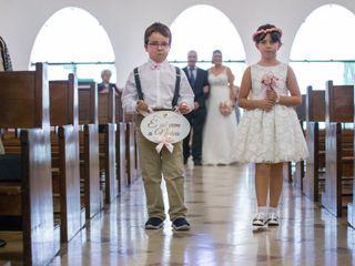 O casamento de Isabel e Paulo 2