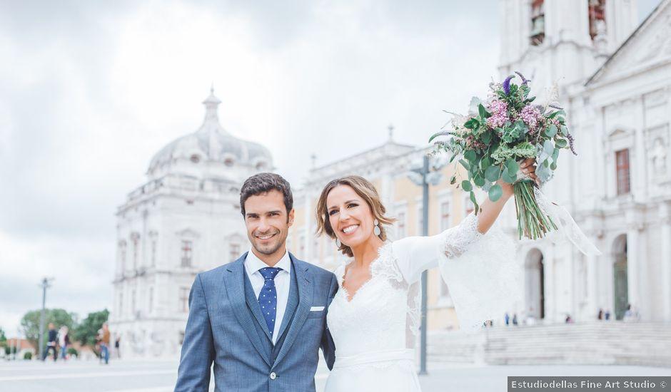 O casamento de Tiago e Filipa em Gradil, Mafra