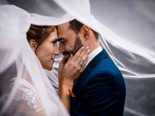 O casamento de Marco e Cristiana