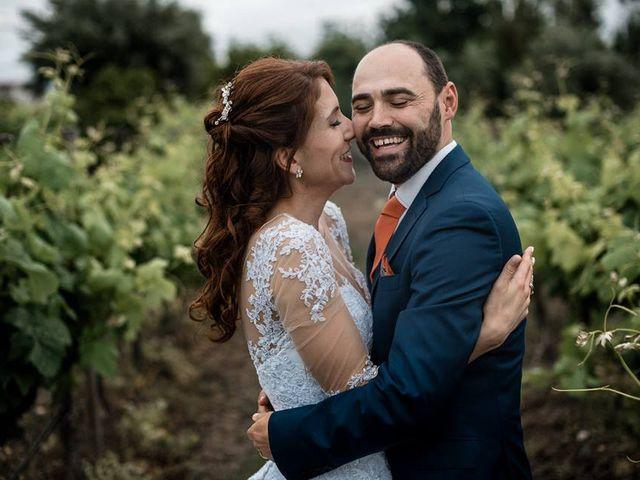 O casamento de Cristiana e Marco em Santa Marinha, Seia 1
