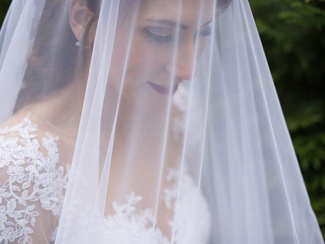 O casamento de Cristiana e Marco em Santa Marinha, Seia 5