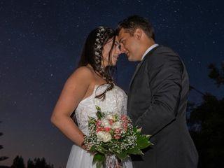 O casamento de Cláudia e António
