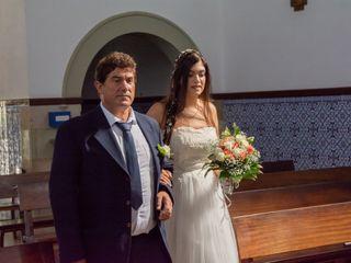 O casamento de Cláudia e António 2