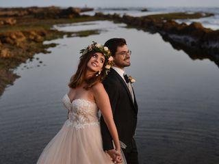 O casamento de Bárbara e Diogo