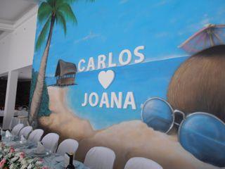 O casamento de Carlos  e Joana 1
