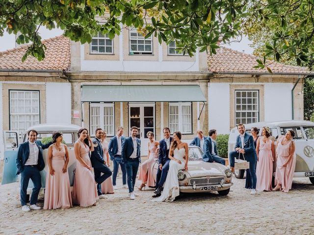 O casamento de Joana e Domenico